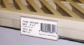 Nexel Label Holder for Polymer Shelving