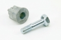 Nexel Post Leveler Bolt & Insert