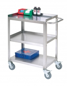 Nexel Stainless Steel Cart