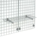 Nexel Space Wall Grid Panel Mounting Bracket