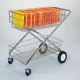 Nexel Mail/Service Cart